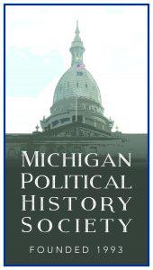 Mi Political History Society Logo